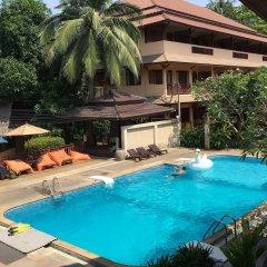 Отель Asia Resort Koh Tao Таиланд, Остров Тау - отзывы, цены и фото номеров - забронировать отель Asia Resort Koh Tao онлайн бассейн