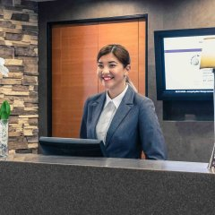 Гостиница Mercure Rosa Khutor (Меркюр Роза Хутор) интерьер отеля фото 3