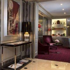 Отель Elysées Union Франция, Париж - 8 отзывов об отеле, цены и фото номеров - забронировать отель Elysées Union онлайн интерьер отеля