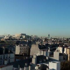 Отель ibis Paris Bastille Opera Франция, Париж - отзывы, цены и фото номеров - забронировать отель ibis Paris Bastille Opera онлайн балкон