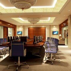 Kaiyuan Manju Select Hotel(Hongqiao Hub National Exhibition Center Sto интерьер отеля фото 3