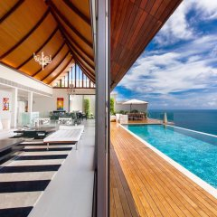 Отель Villa Paradiso бассейн