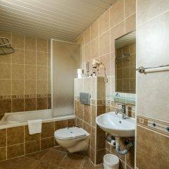 Santa Marina Hotel ванная