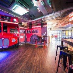 Отель Generator London городской автобус