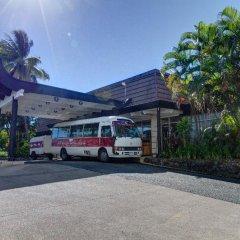 Отель Tanoa International Hotel Фиджи, Вити-Леву - отзывы, цены и фото номеров - забронировать отель Tanoa International Hotel онлайн парковка