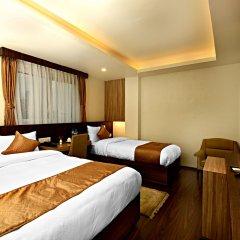 Отель The Milestone Hotel Непал, Катманду - отзывы, цены и фото номеров - забронировать отель The Milestone Hotel онлайн комната для гостей фото 3