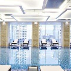 Отель Sheraton Seoul Palace Gangnam Hotel Южная Корея, Сеул - отзывы, цены и фото номеров - забронировать отель Sheraton Seoul Palace Gangnam Hotel онлайн фитнесс-зал фото 4