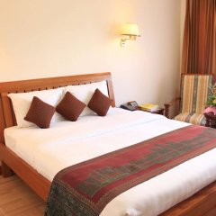 City Angkor Hotel комната для гостей фото 2