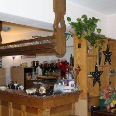 Отель Villa Bacchiani - La Rosa Blu Долина Валь-ди-Фасса гостиничный бар