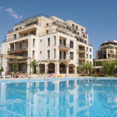 Отель Apartkomplex Sorrento Sole Mare бассейн