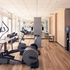 Отель Mercure Amsterdam West фитнесс-зал