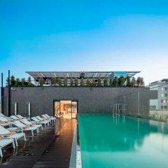 Отель Lux Lisboa Park бассейн фото 2