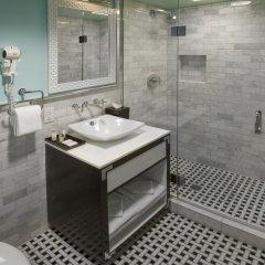 Отель El Cortez Hotel & Casino США, Лас-Вегас - 1 отзыв об отеле, цены и фото номеров - забронировать отель El Cortez Hotel & Casino онлайн ванная фото 2