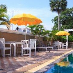Отель Forum Park Бангкок бассейн фото 3