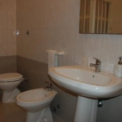 Отель Al Giardino Италия, Лечче - отзывы, цены и фото номеров - забронировать отель Al Giardino онлайн ванная