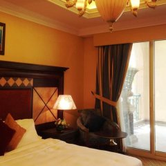 Al Raha Beach Hotel Villas комната для гостей фото 4