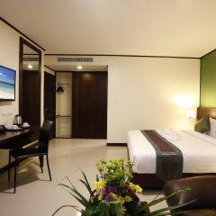 Отель Orchid Resortel комната для гостей фото 9