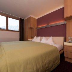 Отель Alpina Австрия, Хохгургль - отзывы, цены и фото номеров - забронировать отель Alpina онлайн комната для гостей фото 5