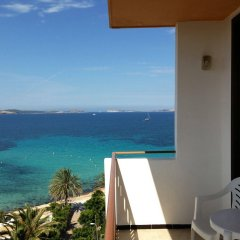 Hotel Abrat балкон