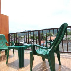 Отель The Guide Hometel балкон