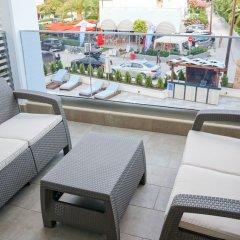 Отель Agnes Deluxe Греция, Пефкохори - отзывы, цены и фото номеров - забронировать отель Agnes Deluxe онлайн бассейн фото 3