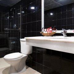 Saga Hotel ванная