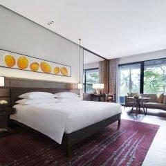 Отель Park Hyatt Sanya Sunny Bay Resort комната для гостей фото 3