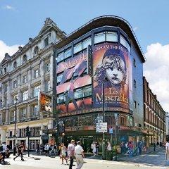 Отель The Leicester Square Collection спортивное сооружение