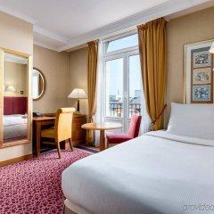 Отель NH Collection Brussels Centre Бельгия, Брюссель - 5 отзывов об отеле, цены и фото номеров - забронировать отель NH Collection Brussels Centre онлайн комната для гостей фото 3