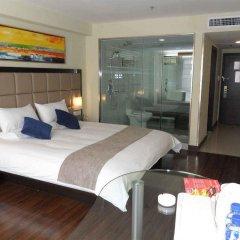 Отель Qi Lu Hotel Китай, Пекин - отзывы, цены и фото номеров - забронировать отель Qi Lu Hotel онлайн фото 9
