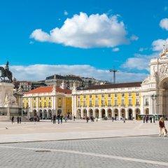 Отель Dom Pedro Lisboa Лиссабон фото 2