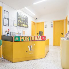 Vistas de Lisboa Hostel интерьер отеля фото 3