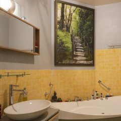 Отель B&B Huyze Walburga ванная фото 2