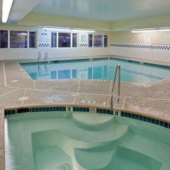 Отель Holiday Inn Express & Suites Ashland с домашними животными