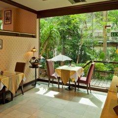 Отель Silom City балкон