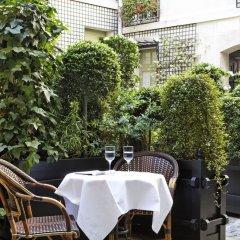 Отель Relais Christine Франция, Париж - отзывы, цены и фото номеров - забронировать отель Relais Christine онлайн питание фото 3