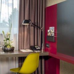 Отель Dorint Airport-Hotel Zürich Швейцария, Глаттбруг - отзывы, цены и фото номеров - забронировать отель Dorint Airport-Hotel Zürich онлайн удобства в номере