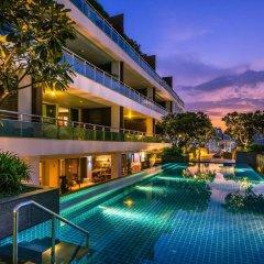 Отель Akyra Thonglor Bangkok Таиланд, Бангкок - отзывы, цены и фото номеров - забронировать отель Akyra Thonglor Bangkok онлайн бассейн фото 2