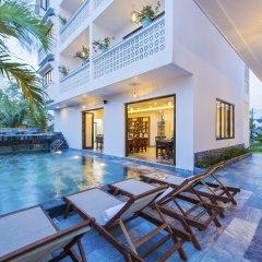 Отель Cilantro Villa бассейн фото 3