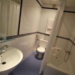 Hotel Mediterraneo Carihuela ванная фото 2