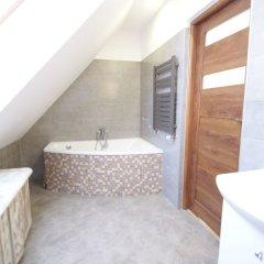 Апартаменты Inside House - Beach View Apartment Сопот ванная
