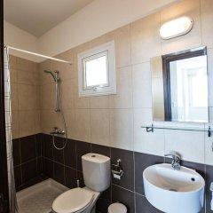 Отель Palm Village Villas Кипр, Протарас - отзывы, цены и фото номеров - забронировать отель Palm Village Villas онлайн ванная фото 2