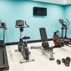 Отель Aparthotel Adagio Edinburgh Royal Mile фитнесс-зал