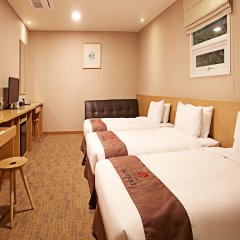 Отель Skypark Myeongdong 3 Сеул комната для гостей фото 3