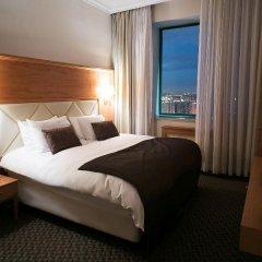 Гостиница Милан 4* Стандартный номер с двуспальной кроватью фото 7