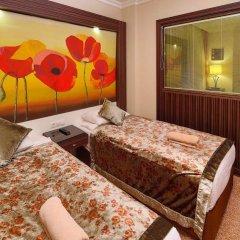 Отель Crystal Kemer Deluxe Resort And Spa Кемер комната для гостей фото 2