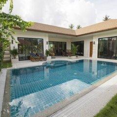 Отель Comfortable Pool Villa D бассейн