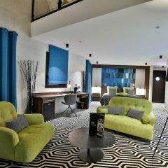 Отель Baud Hôtel Restaurant комната для гостей