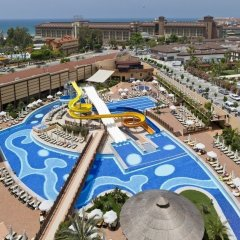 Отель Villa Side Residence - All Inclusive бассейн фото 2