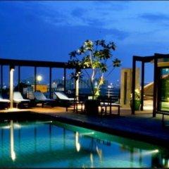 Отель Luxe Residence Паттайя бассейн фото 2